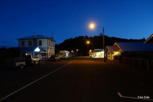 Collingwood by night februar 2014